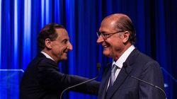 Datafolha: Alckmin continua na frente e venceria no primeiro turno em