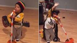ASSISTA: Este menino é a verdadeira 'encarnação' de Bob