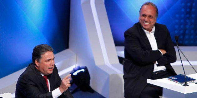 Datafolha: Garotinho sobe no Rio, mas agora está tecnicamente empatado com Pezão no