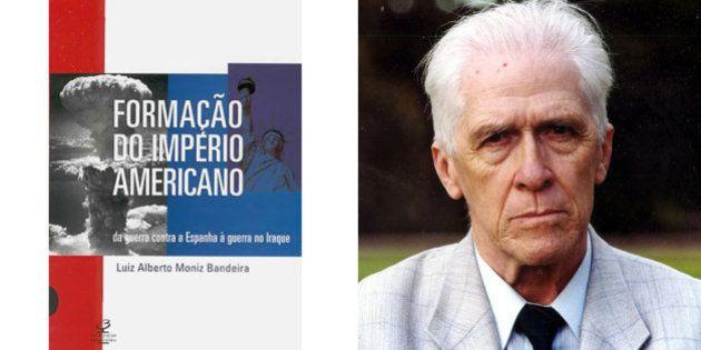 Escritor brasileiro Luiz Alberto Moniz Bandeira é indicado ao Nobel de