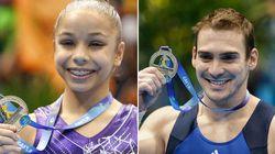 O ouro de Arthur Zanetti e Flávia Saraiva no Mundial de Ginástica
