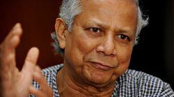 Muhammed Yunus me fez acreditar que é possível mudar o