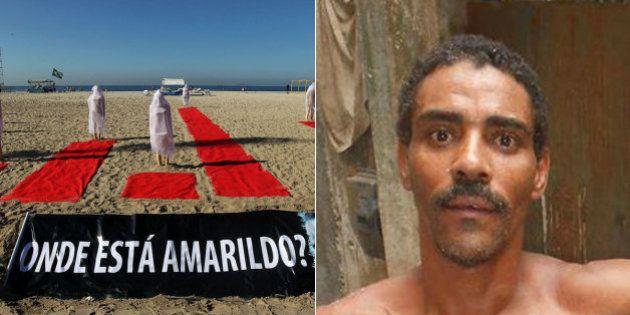 Sem corpo e sem paz: 4 PMs são denunciados pela morte de Amarildo em 2013; Testemunhas somem ou têm medo...