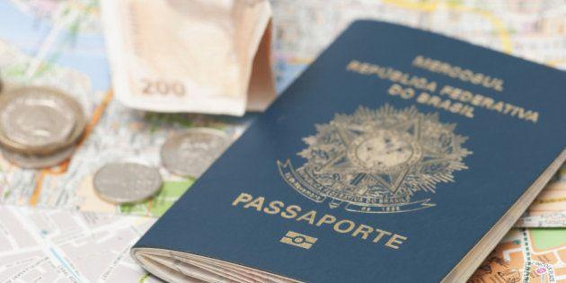 Validade de passaporte brasileiro passa de cinco para dez