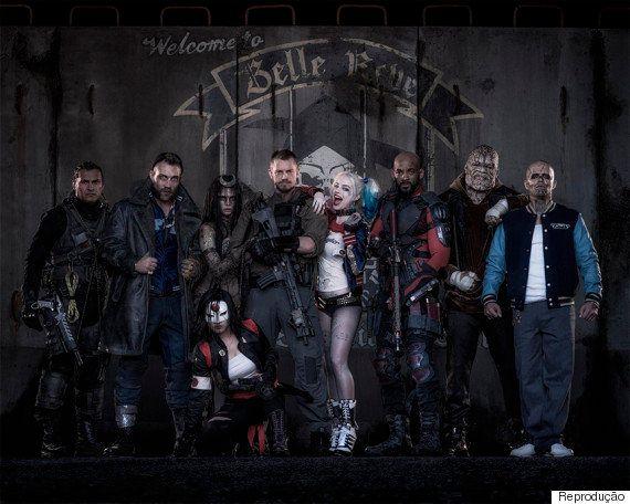 'Esquadrão Suicida': Veja a primeira imagem do time de vilões