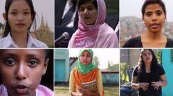 ASSISTA: 40 meninas fazem homenagem emocionante a
