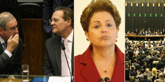 Na volta do feriado de Carnaval, Dilma tentará reverter agenda negativa e relações conflituosas no