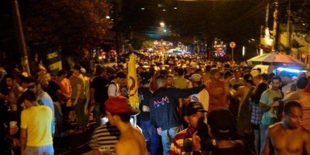 Na tentativa de evitar tumulto e confusões, Carnaval na Vila Madalena pode ter revista pessoal em