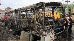 Ônibus pega fogo após acidente e deixa ao menos oito mortos em São
