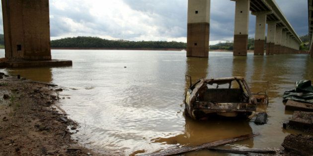 Sistema Cantareira tem maior alta desde o início da crise da água em São