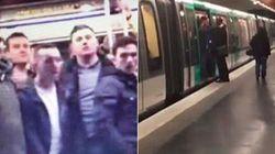 ASSISTA: Homem negro é impedido de embarcar em metrô por torcedores do