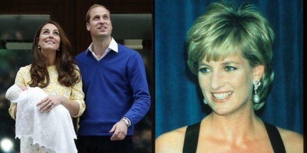 Charlotte Elizabeth Diana: Princesinha da Inglaterra tem nome anunciado pelo Palácio de