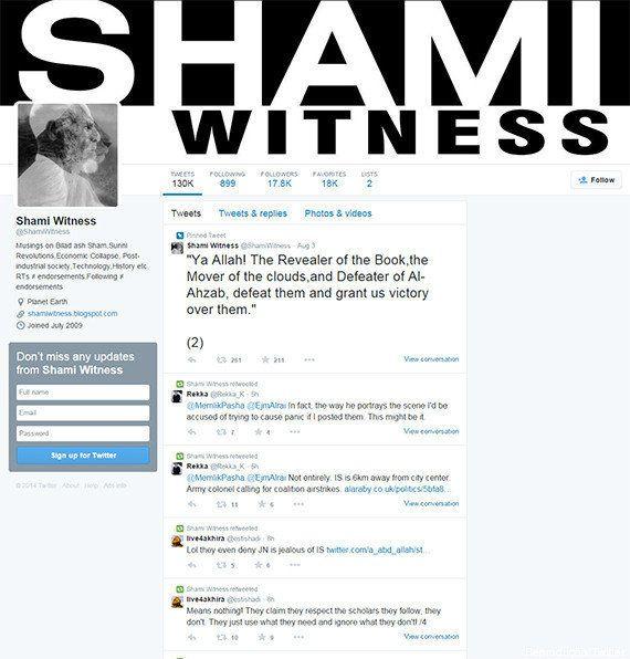 Preso responsável pela conta no Twitter do Estado