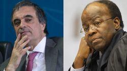 Os melhores tweets da 'treta' entre Joaquim Barbosa e José Eduardo