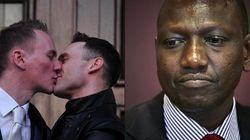 Vice-presidente do Quênia diz que 'não há espaço' para gays no