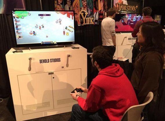 'A Sony e a Microsoft são abertas ao mercado indie', diz Behold Studios sobre o evento PlayStation