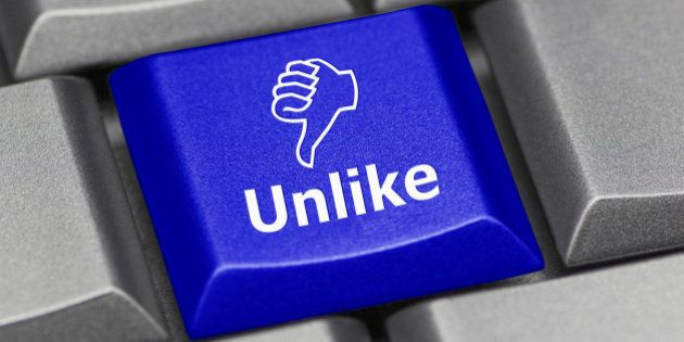 Mark Zuckerberg estuda adotar botão de 'não curtir' no