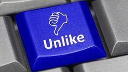Facebook estuda adotar botão de 'não