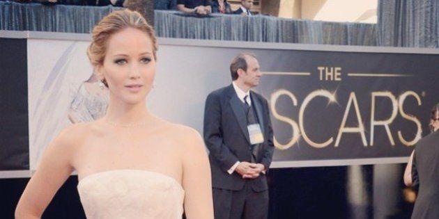 Jennifer Lawrence entra para o Livro Guinness dos Recordes