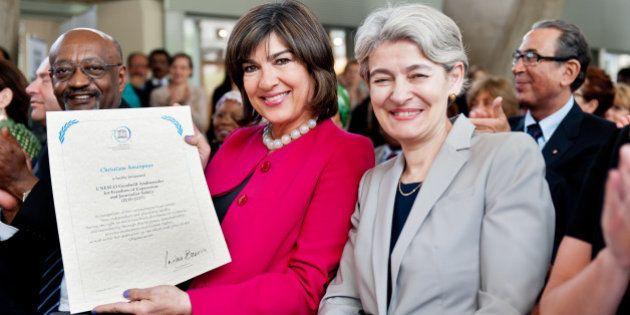 Christiane Amanpour é escolhida embaixadora da Boa Vontade da