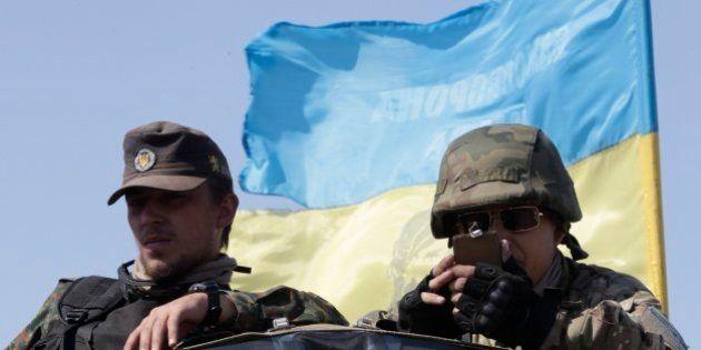 Presidente da Ucrânia confirma assinatura de acordo de cessar-fogo com separatistas