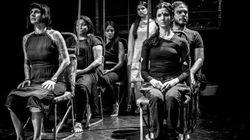 Na Índia, grupo de teatro quer quebrar o silêncio sobre violência