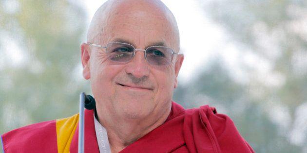 Matthieu Ricard, cientista e monge considerado o 'homem mais feliz do mundo' vem ao Brasil para lançar...