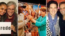 #tánadúvida?! Conheça o voto dos famosos para