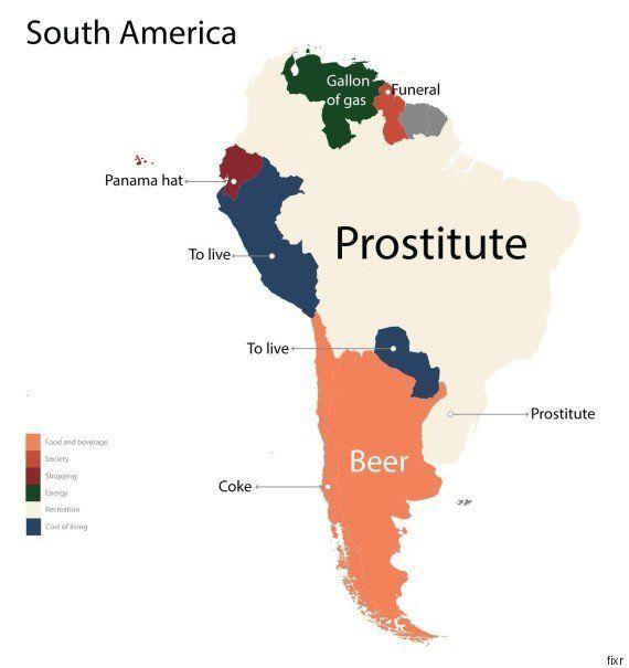 'Prostituta' está no topo das pesquisas de preços pelo Google no