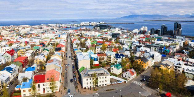 Reykjavik is capital city in