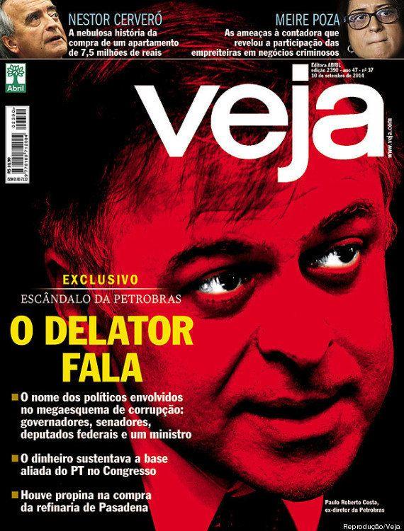 Paulo Roberto Costa, ex-diretor da Petrobras, entrega nomes de mais de 60 políticos envolvidos com