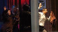 Polícia invade café onde homem mantinha reféns em