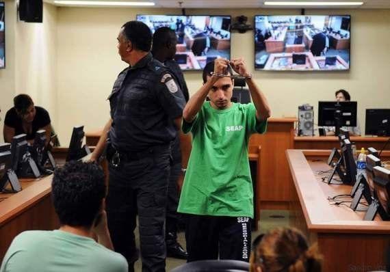 Um preso político no Brasil
