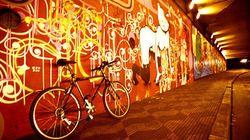 São Paulo, uma bicicleta e a