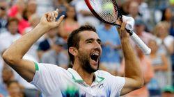 A zebra está solta! Croata surpreende Federer e decide US Open com outro