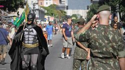 Dia da Independência: veja imagens do desfile de 7 de Setembro pelo