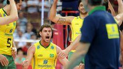 Brasil volta a vencer e avança invicto à segunda fase do Mundial de