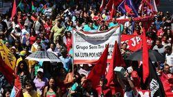 O grito dos excluídos: 'Ocupar ruas e praças por liberdade e