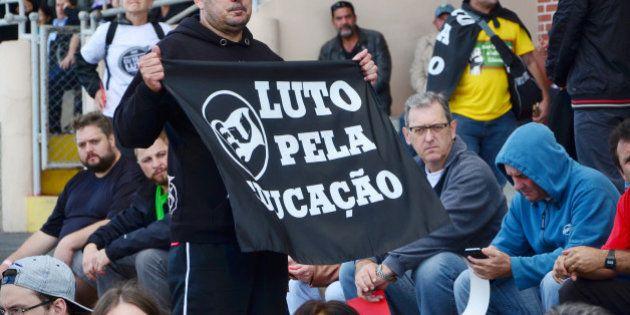 Violência contra professores: um Paraná em cada