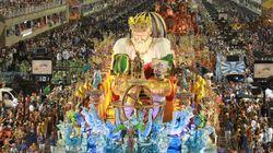 Com enredo patrocinado por ditador, Beija-Flor é campeã do Carnaval