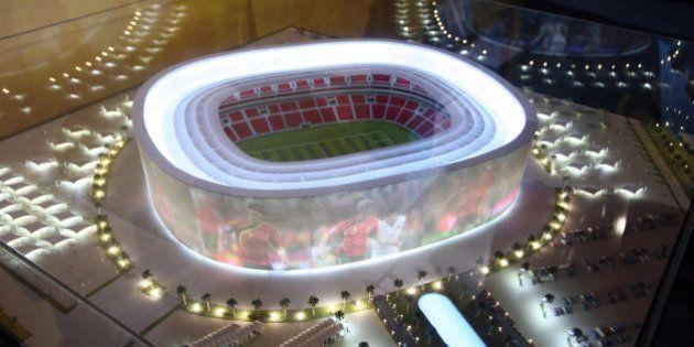 Fifa cede e Copa de 2022 deve ter data