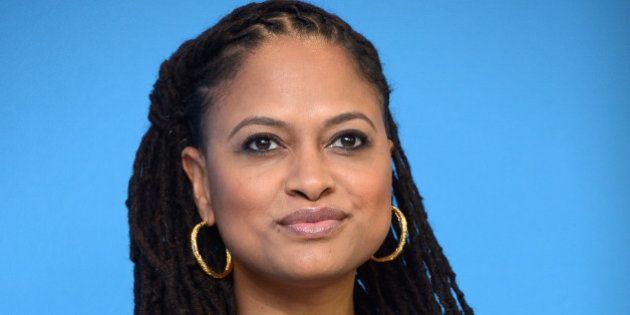 BERLIN, GERMANY - FEBRUARY 10: Director Ava DuVernay attends the 'Selma' photocall during the 65th Berlinale...