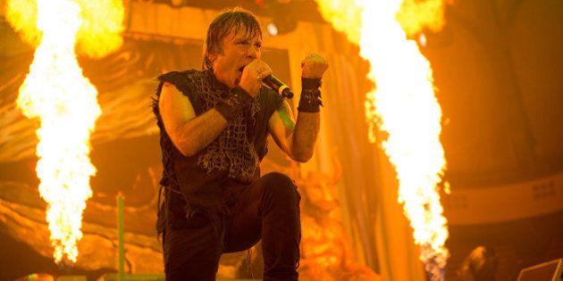 Iron Maiden anuncia que vocalista Bruce Dickinson está tratando câncer na