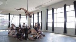 Este vídeo mostra quão poderosa pode ser uma mulher dançando Pole