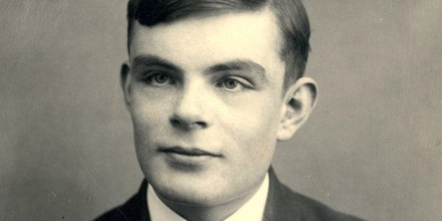 Alan Turing (1912-1954). Private Collection. (Photo by Fine Art Images/Heritage Images/Getty