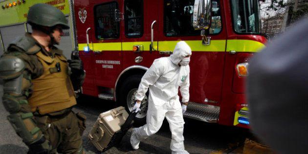 Explosão de bomba no Chile deixa pelo oito feridos; governo fala em