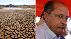 Com reajuste menor, Sabesp vai atrasar obras contra crise da água em