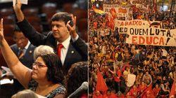 Com aumento de 93%, estagiários de deputados do Rio ganham mais do que