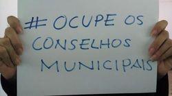 #ocupeosconselhosmunicipais. Mas o que é um conselho