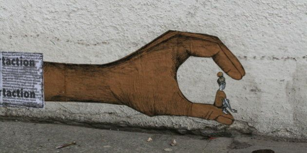 Artist: Miss Frantic, Stevenson Square, Northern Quarter,